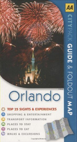 Orlando (AA CityPack Guides) (AA CityPack Guides)