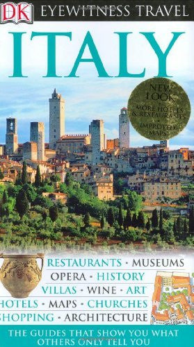 us topo - Italy (Eyewitness Travel Guides) - Wide World Maps & MORE! - Book - Brand: DK Publishing - Wide World Maps & MORE!
