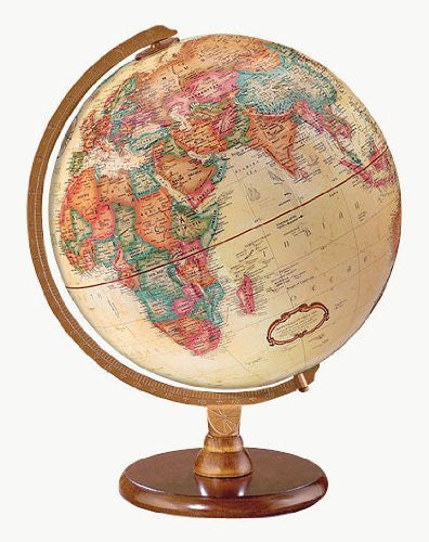 Replogle Hastings 12 in. diam. Tabletop Globe