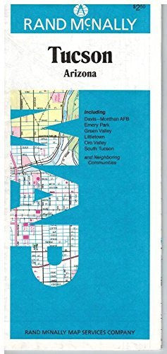us topo - Tucson, Arizona - Wide World Maps & MORE! - Book - Wide World Maps & MORE! - Wide World Maps & MORE!
