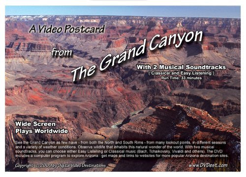 A Video Postcard from the Grand Canyon