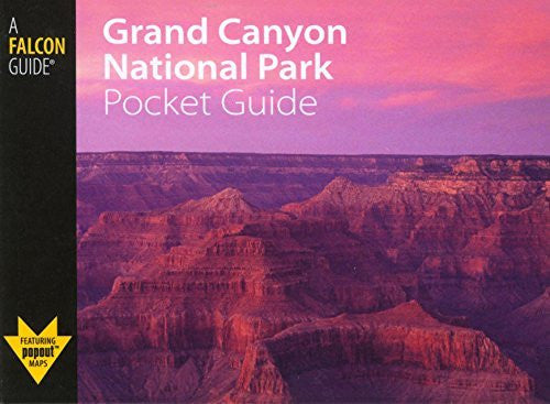 us topo - Grand Canyon National Park Pocket Guide (Falcon Pocket Guides Series) - Wide World Maps & MORE! - Book - Globe Pequot Press - Wide World Maps & MORE!