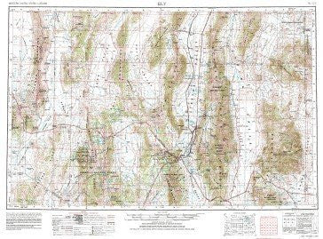 us topo - Ely, NV - Wide World Maps & MORE! - Book - Wide World Maps & MORE! - Wide World Maps & MORE!