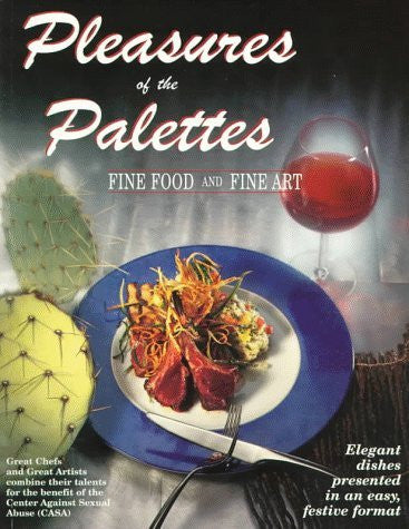 us topo - Pleasures of the Palettes: Fine Food and Fine Art - Wide World Maps & MORE! - Book - Brand: Golden West Pub - Wide World Maps & MORE!