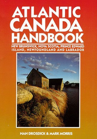 us topo - Atlantic Canada Handbook: New Brunswick, Nova Scotia, Prince Edward Island, Newfoundland and Labrador (Moon Handbooks) - Wide World Maps & MORE! - Book - Brand: Moon Travel Handbooks - Wide World Maps & MORE!