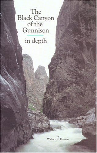us topo - Black Canyon of the Gunnison: In Depth - Wide World Maps & MORE! - Book - Brand: Western Natl Parks Assoc - Wide World Maps & MORE!