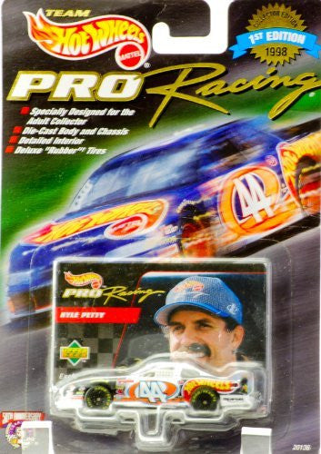 "Hot Wheels 1998 Pro Racing Kyle Petty ""Blues Brothers"" 1/64 Scale Diecast"
