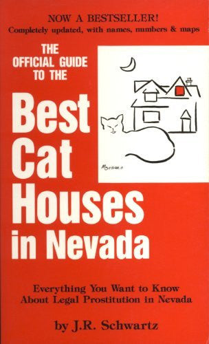 us topo - The traveller's guide to the best cat houses in Nevada: Everything you want to know about legal prostitution in Nevada - Wide World Maps & MORE! - Book - Brand: J.R. Schwartz - Wide World Maps & MORE!