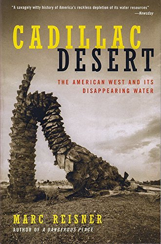 us topo - Cadillac Desert: The American West and Its Disappearing Water, Revised Edition - Wide World Maps & MORE! - Book - Penguin (Non-Classics) - Wide World Maps & MORE!