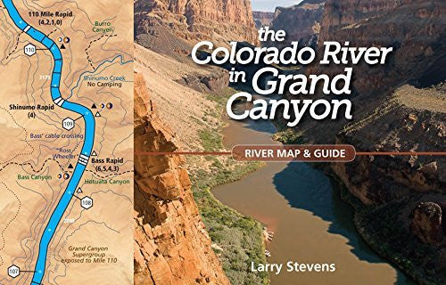 us topo - The Colorado River in the Grand Canyon: A River Runner's Map and Guide to Its Natural and Human History - Wide World Maps & MORE! - Book - Wide World Maps & MORE! - Wide World Maps & MORE!