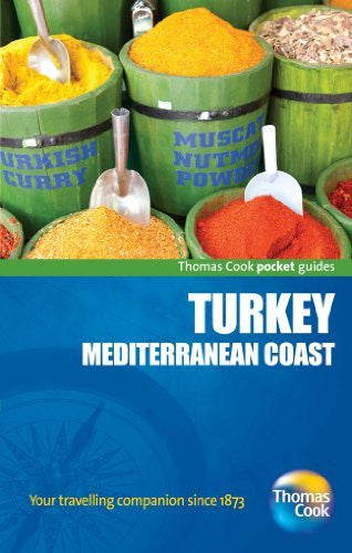 us topo - pocket guides Turkey: Mediterranean Coast, 4th (Thomas Cook Pocket Guides) - Wide World Maps & MORE! - Book - Wide World Maps & MORE! - Wide World Maps & MORE!