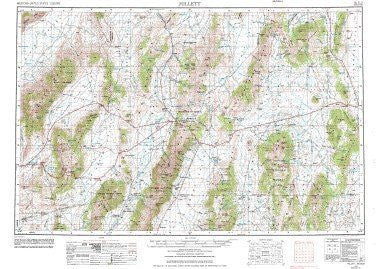us topo - Millett, NV - Wide World Maps & MORE! - Book - Wide World Maps & MORE! - Wide World Maps & MORE!