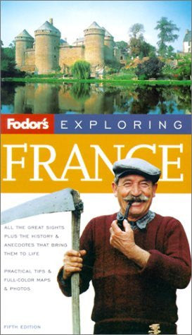 us topo - Fodor's Exploring France, 5th Edition (Exploring Guides) - Wide World Maps & MORE! - Book - Brand: Fodor's - Wide World Maps & MORE!