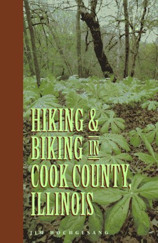 Hiking and Biking in Cook County Illinois (Third in a Series of Chicagoland Hiking and Biking Guidebooks) - Wide World Maps & MORE! - Book - Brand: Roots Wings - Wide World Maps & MORE!