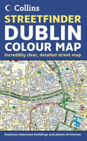 us topo - Dublin Streetfinder Colour Map - Wide World Maps & MORE! - Book - Wide World Maps & MORE! - Wide World Maps & MORE!
