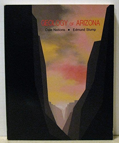 Geology of Arizona - Wide World Maps & MORE! - Book - Brand: Kendall/Hunt - Wide World Maps & MORE!