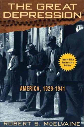 The Great Depression: America, 1929-1941