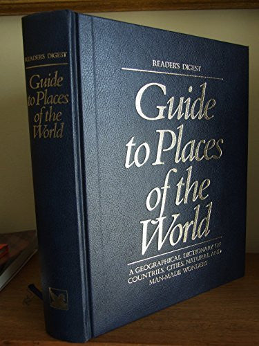 us topo - Guide to Places of the World: A Geographical Dictionary (Reader's Digest Guide to Places of the World) - Wide World Maps & MORE! - Book - Wide World Maps & MORE! - Wide World Maps & MORE!