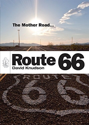 us topo - Route 66: The Mother Road (Shire Library USA) - Wide World Maps & MORE! - Book - Knudson, David - Wide World Maps & MORE!