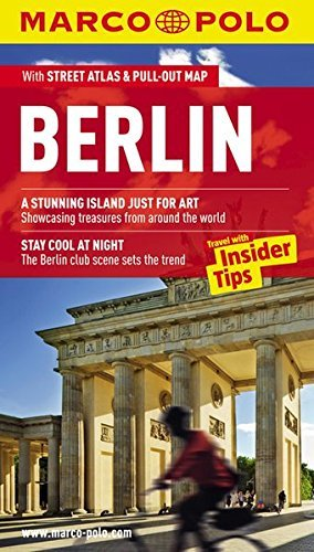 Berlin Marco Polo Guide (Marco Polo Guides) - Wide World Maps & MORE! - Book - Marco Polo Travel Publishing - Wide World Maps & MORE!