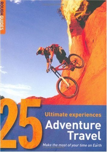 Adventure Travel (Rough Guide 25s)