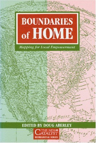 us topo - Boundaries of Home: Mapping for Local Empowerment (The New Catalyst Bioregional) - Wide World Maps & MORE! - Book - Brand: New Society Publishers - Wide World Maps & MORE!