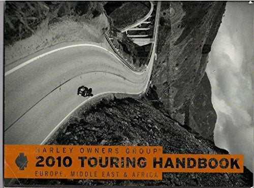 Harley Owners Group 2010 Touring Handbook: The Americas - Wide World Maps & MORE! - Book - Wide World Maps & MORE! - Wide World Maps & MORE!