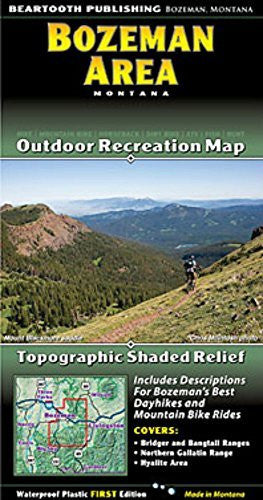 us topo - Beartooth Publishing Bozeman Area - Wide World Maps & MORE! - Lawn & Patio - Beartooth Publishing - Wide World Maps & MORE!