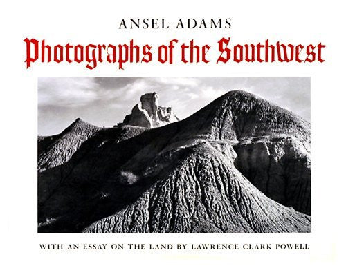 Photographs of the Southwest: Selected photographs made from 1928 to 1968