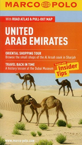 United Arab Emirates Marco Polo Guide (Marco Polo Guides) - Wide World Maps & MORE! - Book - Marco Polo Travel Publishing (COR) - Wide World Maps & MORE!