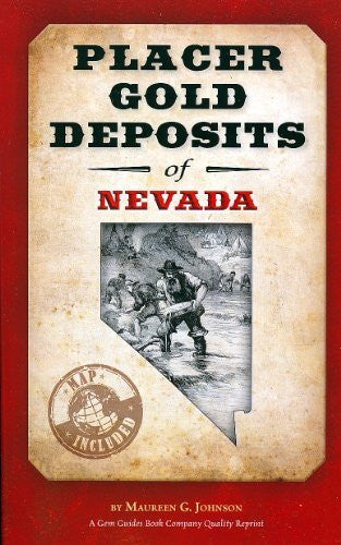 us topo - Placer Gold Deposits of Nevada (Original Geological Survey Bulletins) - Wide World Maps & MORE! - Book - Wide World Maps & MORE! - Wide World Maps & MORE!