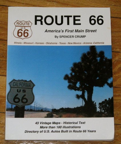 us topo - Route 66 : America's First Main Street - Wide World Maps & MORE! - Book - Brand: Zeta Pub - Wide World Maps & MORE!