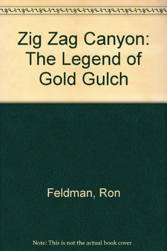 us topo - Zigzag Canyon: The Legend of Gold Gulch - Wide World Maps & MORE! - Book - Brand: Sunstone Press - Wide World Maps & MORE!