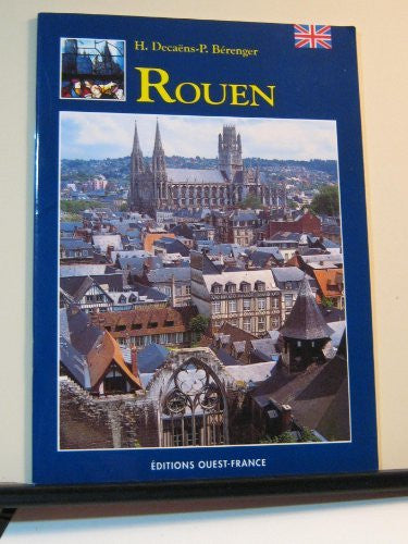 Rouen (Angl) - Wide World Maps & MORE! - Book - Wide World Maps & MORE! - Wide World Maps & MORE!