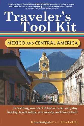 us topo - Traveler's Tool Kit: Mexico and Central America - Wide World Maps & MORE! - Book - Brand: Menasha Ridge Press - Wide World Maps & MORE!