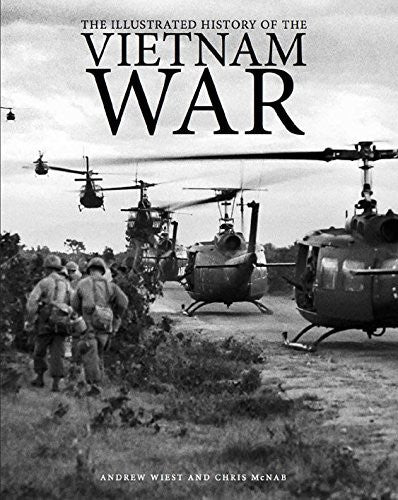 us topo - The Illustrated History of the Vietnam War - Wide World Maps & MORE! - Book - Wide World Maps & MORE! - Wide World Maps & MORE!