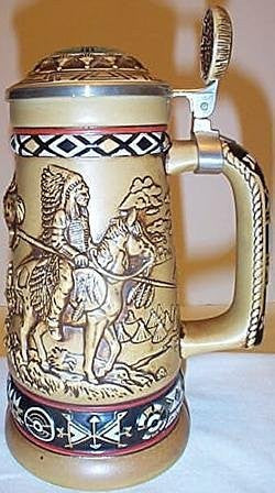 Indians of the American Frontier Stein ( By Avon 1988 )