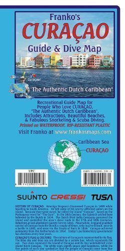 us topo - Curacao - Wide World Maps & MORE! - Book - Wide World Maps & MORE! - Wide World Maps & MORE!