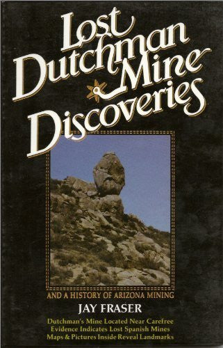 us topo - Lost Dutchman Mine Discoveries - Wide World Maps & MORE! - Book - Brand: Affiliated Writers of Amer - Wide World Maps & MORE!