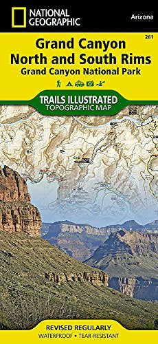 us topo - National Geographic Trails Illustrated - Grand Canyon Bright Angel Map - AZ - Wide World Maps & MORE! - Book - National Geographic - Wide World Maps & MORE!
