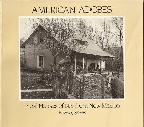 us topo - American Adobes Rural Houses of Northern New Mexico - Wide World Maps & MORE! - Book - Brand: Univ of New Mexico Pr - Wide World Maps & MORE!
