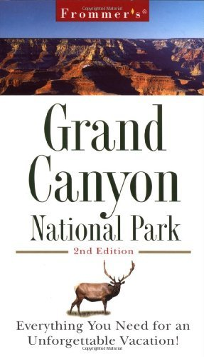 Frommer's Grand Canyon National Park (Frommer's Grand Canyon National Park, 2nd ed) - Wide World Maps & MORE! - Book - Wide World Maps & MORE! - Wide World Maps & MORE!
