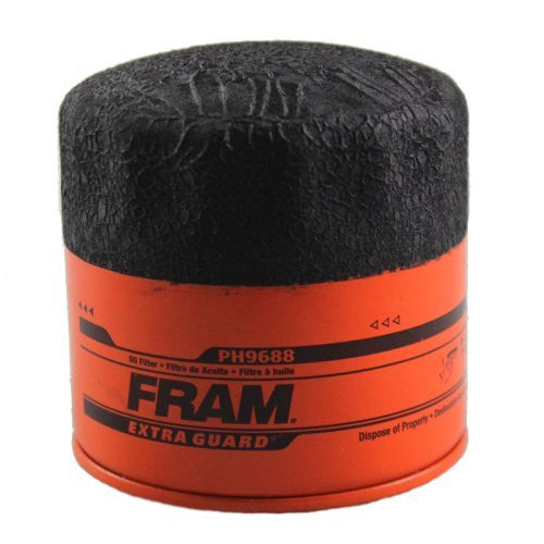 us topo - Fram PH9688 Oil Filter-Spin On Lube - Wide World Maps & MORE! - Automotive Parts and Accessories - Fram - Wide World Maps & MORE!