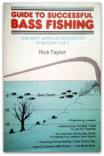 us topo - Guide to Successful Bass Fishing: Today's Newest and Most Effective Techniques ... - Wide World Maps & MORE! - Book - Brand: Mountain Pr - Wide World Maps & MORE!