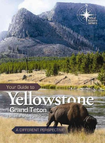 us topo - Your Guide to Yellowstone and Grand Teton National Parks: A Different Perspectiv - Wide World Maps & MORE! - Book - Wide World Maps & MORE! - Wide World Maps & MORE!