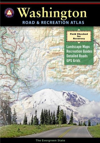 Benchmark Washington Road and Recreation Atlas (Benchmark Map: Washington Road a