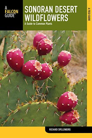 us topo - Sonoran Desert Wildflowers: A Guide To Common Plants (Wildflower Series) - Wide World Maps & MORE! - Book - Spellenberg, Richard - Wide World Maps & MORE!