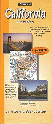 us topo - California State Map - Wide World Maps & MORE! - Book - Wide World Maps & MORE! - Wide World Maps & MORE!