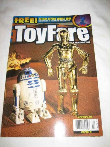 us topo - ToyFare: The #1 Action Figure Magazine #20 April 1999 - Wide World Maps & MORE! - Book - Wide World Maps & MORE! - Wide World Maps & MORE!