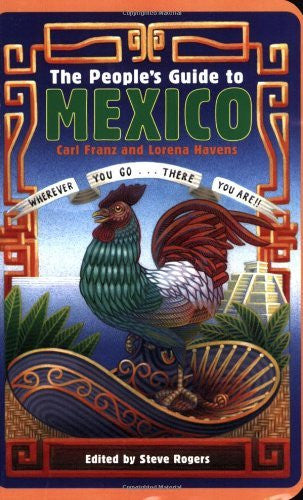 us topo - The People's Guide to Mexico - Wide World Maps & MORE! - Book - Brand: Avalon Travel Publishing - Wide World Maps & MORE!